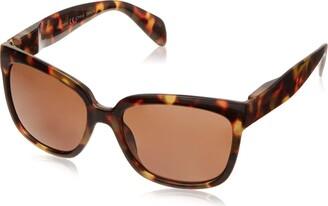 Peepers Women's Palmetto Sun Square Sunglasses