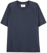 Folk Nep Navy Jersey T-shirt
