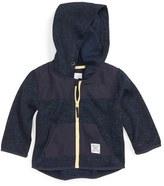 Pumpkin Patch Infant Boy's Hooded Knit Jacket