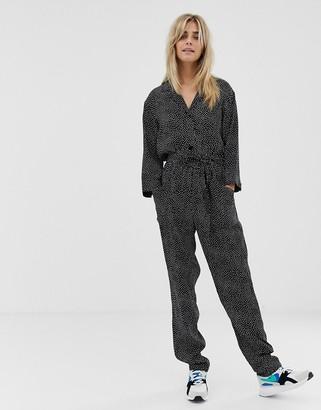 Mads Norgaard dot print jumpsuit