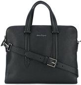 Salvatore Ferragamo classic briefcase - men - Leather - One Size