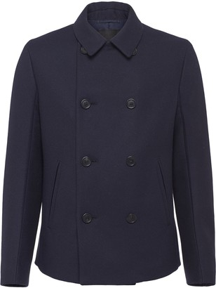 Prada Double Cloth Jacket