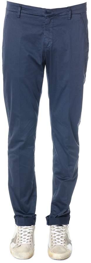 Dondup Gaubert Classic Pants In Cotton