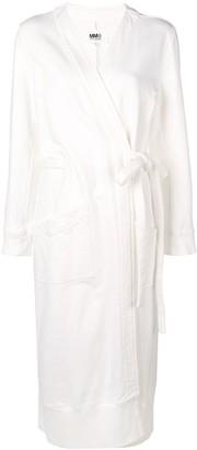 MM6 MAISON MARGIELA Belted Coat
