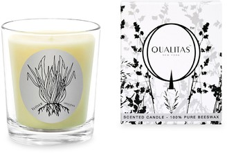 Qualitas Candles Vetiver Scented Beeswax Candle