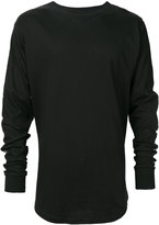 Les (Art)ists logo print sweatshirt