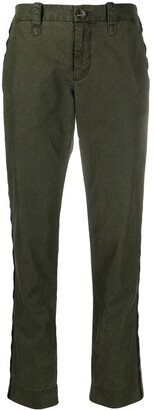 Zadig & Voltaire Contrasting Side Panel Trousers