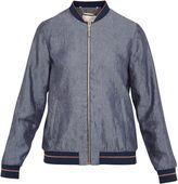 Ted Baker Cannock Metallic trim bomber jacket