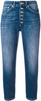 Dondup cropped skinny jeans - women - Cotton - 26