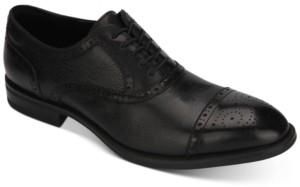 Kenneth Cole New York Men's Futurepod Medallion Oxfords Men's Shoes
