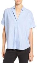 Madewell 'Courier' Back Button Shirt