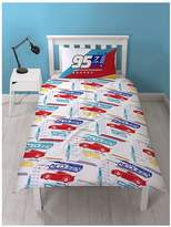 Disney Cars Lightning McQueen Single Duvet Cover Set