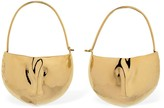 Marni FACE SHAPE ENAMELED EARRINGS