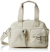 Kipling Womens Defea Bp Shoulder Bag Dazz Cream