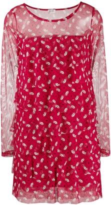 Liu Jo Kiss Print Dress