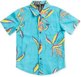 Volcom Floral Shirt, Toddler Boys (2T-5T)