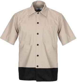 Ami Alexandre Mattiussi Denim shirts