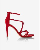 Express Crisscross Heeled Sandal