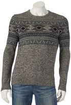 Men's Urban Pipeline® Geometric Crew Sweater
