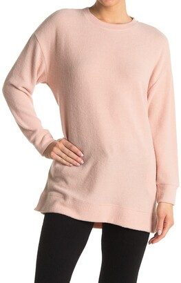 Socialite Tunic Lounge Pullover