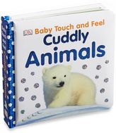 Bed Bath & Beyond Baby Touch & Feel: Cuddly Animals Book