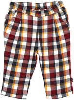 Imps & Elfs Organic Cotton Tartan Trousers