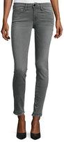 Frame Le Skinny de Jeanne Double Raw-Hem Jeans, Marview