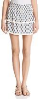 Vintage Havana Layered Printed Skirt - 100% Exclusive