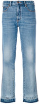 Marc Jacobs classic light-wash jeans - women - Cotton - 25