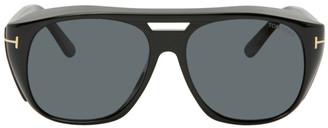 Tom Ford Black Fender Sunglasses