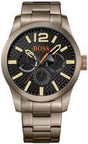 HUGO BOSS Paris Multidial Stainless Steel Bracelet Mens Watch