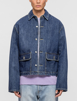 Our Legacy Waist Denim Jacket