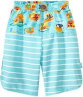 I Play Boys' Safari Mix 'N Match Ultimate Swim Diaper Panel Boardshorts (3mos4yrs) - 8127866