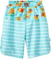 I Play Boys' Safari Mix 'N Match Ultimate Swim Diaper Panel Boardshorts (3mos4yrs) - 8127866