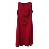 Burberry Red Cotton - elasthane Dress