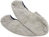 Pantherella Seville cotton-blend shoe liners