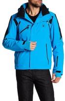 Spyder Garimisch Multi Zip Coat