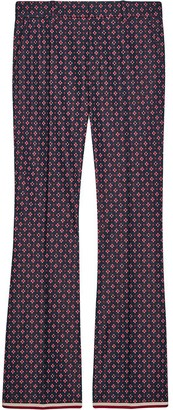 Gucci Diamond Print Pants