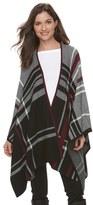 Croft & Barrow Women's Wrap Cardigan Sweater