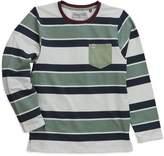 Sovereign Code Boys' Striped Long-Sleeve Tee