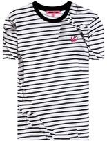 McQ by Alexander McQueen Striped Cotton T-shirt