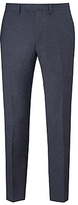 Kin By John Lewis Spark Lux Fleck Suit Trousers, Midnight