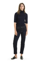 Country Road Authentic Crop Straight Leg Jean