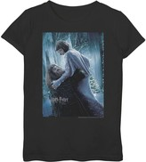 Unbranded Girls 7-16 Harry Potter Hagrid & Madame Maxim Poster Graphic Tee