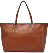 Fossil Emma Large Leather Work Tote