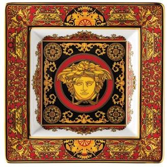 Versace Medusa Red Valet Tray