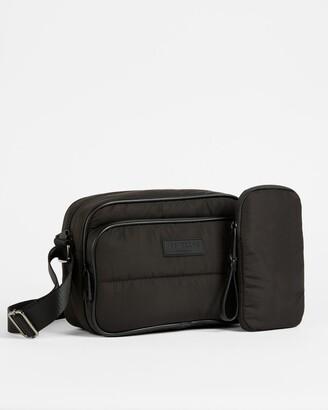 Ted Baker Puffer Nylon Camera Bag