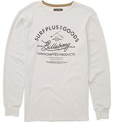 Billabong Men's Surf Plus Thermal Knit Shirt