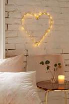Urban Outfitters Heart Light Sculpture