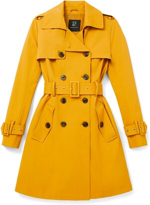New York & Co. Belted Trenchcoat - 7th Avenue